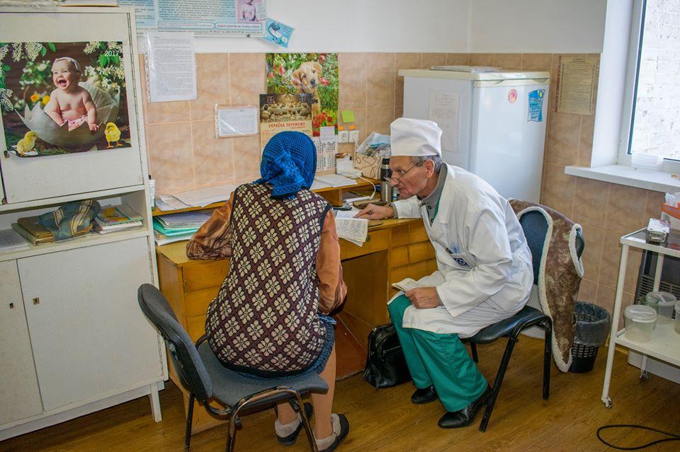 Що робити людям без сімейного лікаря при симптомах COVID-19 -  - 75635964 1400911796699383 6284190190940454912 o