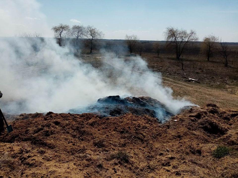 """""""Палаюче"""" 5 квітня: на Броварщині сталося шість пожеж в екосистемах -  - 92173741 648288196006963 4992141578786045952 00"""