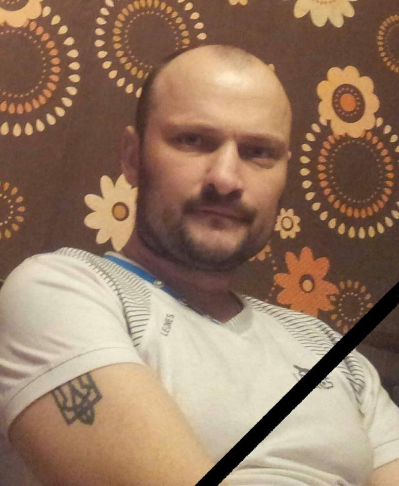 На Луганщині від важкої хвороби помер воїн з Обухова -  - 92236614 2460359207608668 6540451510600335360 o