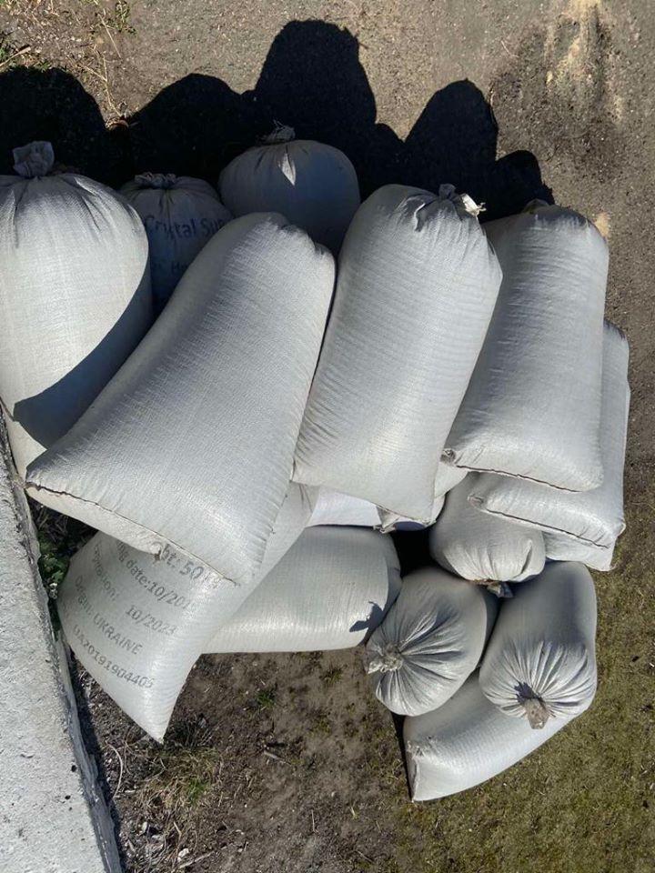 Тетіївський район: злочинці викрали у фермера 510 кг насіння соняшника -  - 92608690 2909570115764808 572456988085059584 o