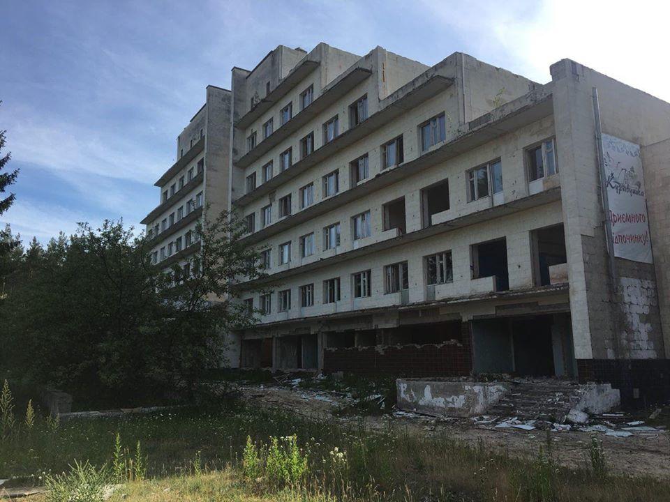 На Броварщині незаконно демонтували та знищили санаторій і дитячий табір: тривають слідчі дії -  - 93183213 3318530861491586 5109356678017449984 o