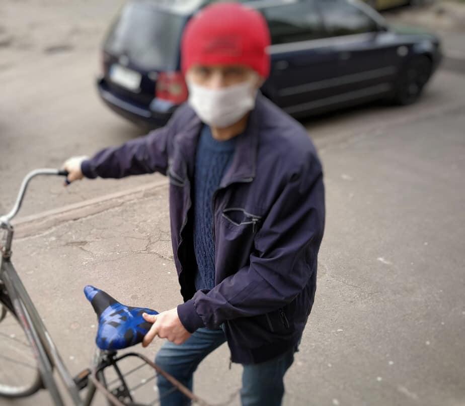 У скоєному зізнався: у Броварах затримали викрадача велосипеда -  - 93225704 1291512844392654 5964875998301257728 n