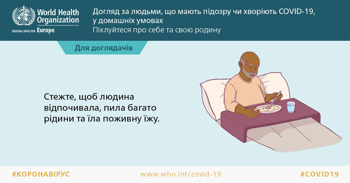 Догляд за людиною на самоізоляції – інфографіка - самоізоляція - 93250599 2856774791105860 5469316899252731904 o