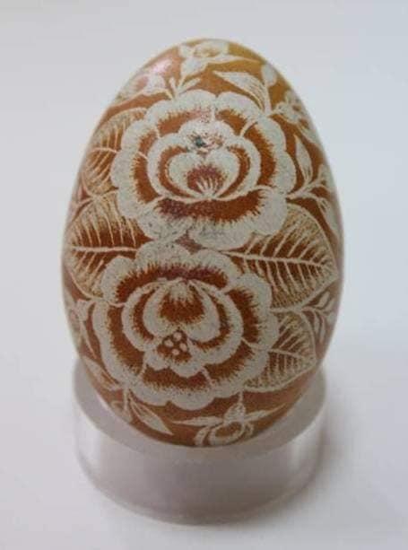 Дряпанка - різновид великодніх яєць -  - 93258637 1541165346043581 4139166433919631360 n