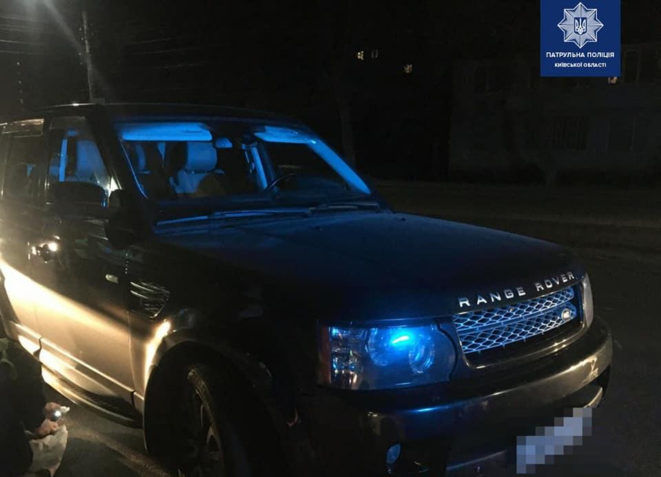 Автомобіль, якого розшукує Інтерпол виявили в Борисполі -  - 93266555 1731113503728902 2182102677838626816 n