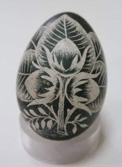 Дряпанка - різновид великодніх яєць -  - 93372851 1541165476043568 2509798065364271104 n