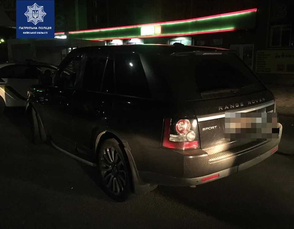 Автомобіль, якого розшукує Інтерпол виявили в Борисполі -  - 93639648 1731113537062232 3229251550400479232 n