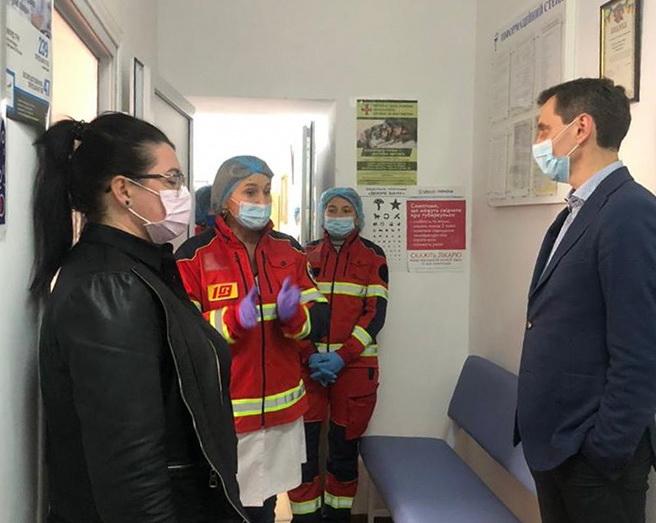 Головний санітарний лікар України відвідав Васильків - Васильків - 93776990 2571643286273755 5318064738251309056 o