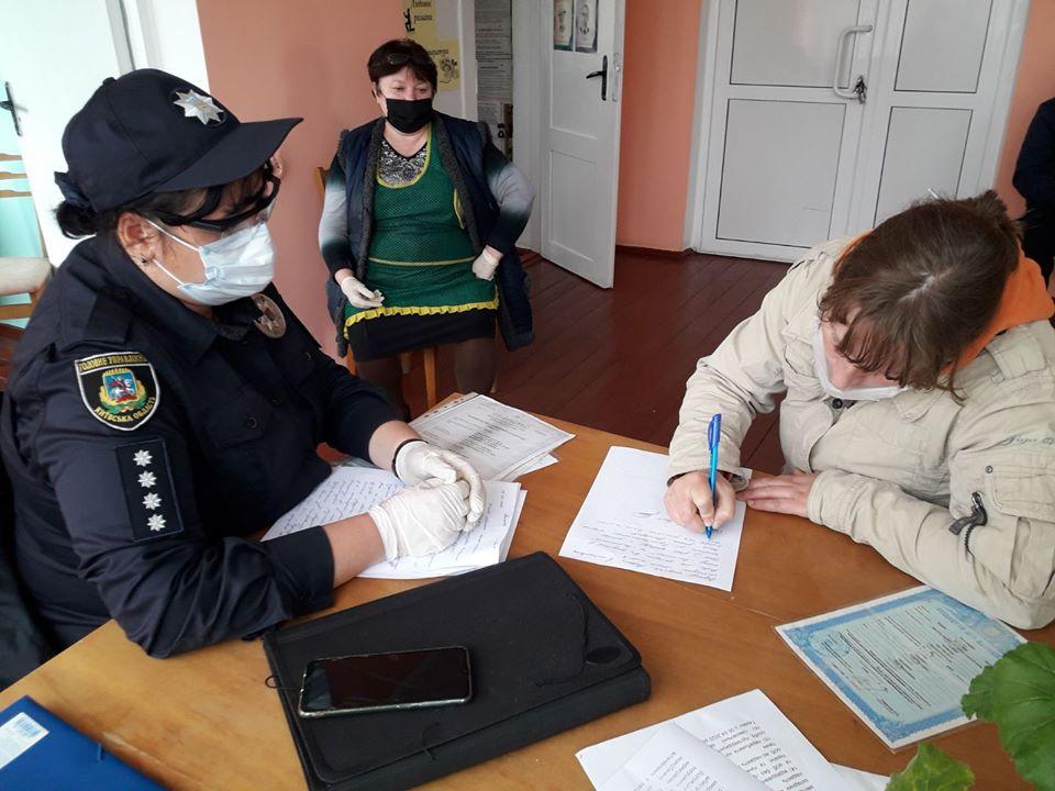На Фастівщині поліція виявила 4 факти незаконного продажу дітям алкоголю та сигарет - Фастівське відділення поліції - 93913311 1355623931313217 7811694334805278720 o