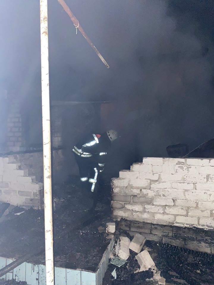 На Броварщині згорів житловий будинок: є загиблий -  - 94107452 1574810292669211 3556734740771897344 o