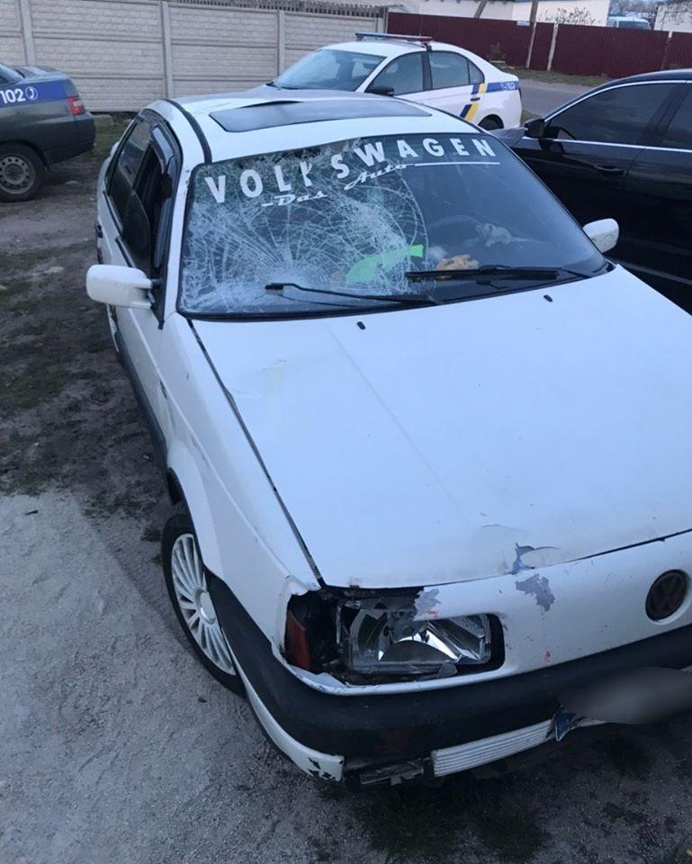Водія, який насмерть збив велосипедиста на Васильківщині, затримали -  - 94529611 680726082690630 1438700257591427072 o