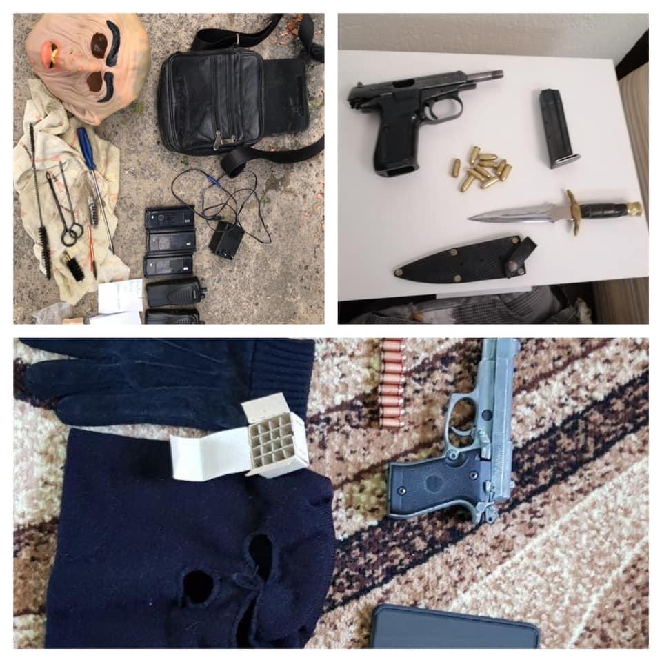 Озброєна банда пограбувала родину фермера на Сквирщині -  - 94702564 224776278852058 1901794570727849984 n