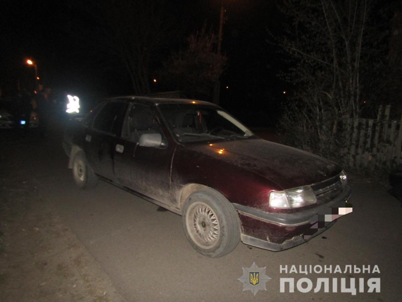 На Обухівщині упродовж доби розкрили дві крадіжки авто - поліція Київщини, Козин - 96C2E531 3920 428B 8465 142EF85433C4
