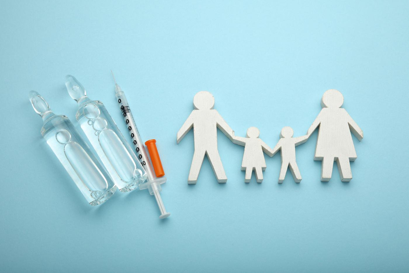 Українські діти найменше вакциновані від смертельних хвороб - Щеплення, імунізація, Вакцинація - AdobeStock 239489869 1