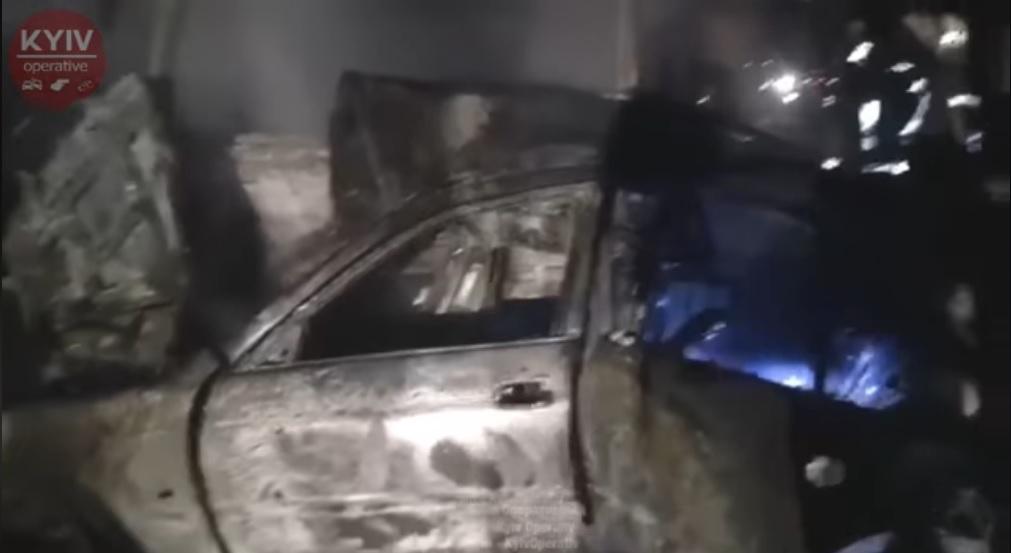 Трагедія на дорозі: у Білій Церкві BMW на шаленій швидкості врізався в евакуатор (ВІДЕО) - ДТП, Біла Церква - BTS1 1