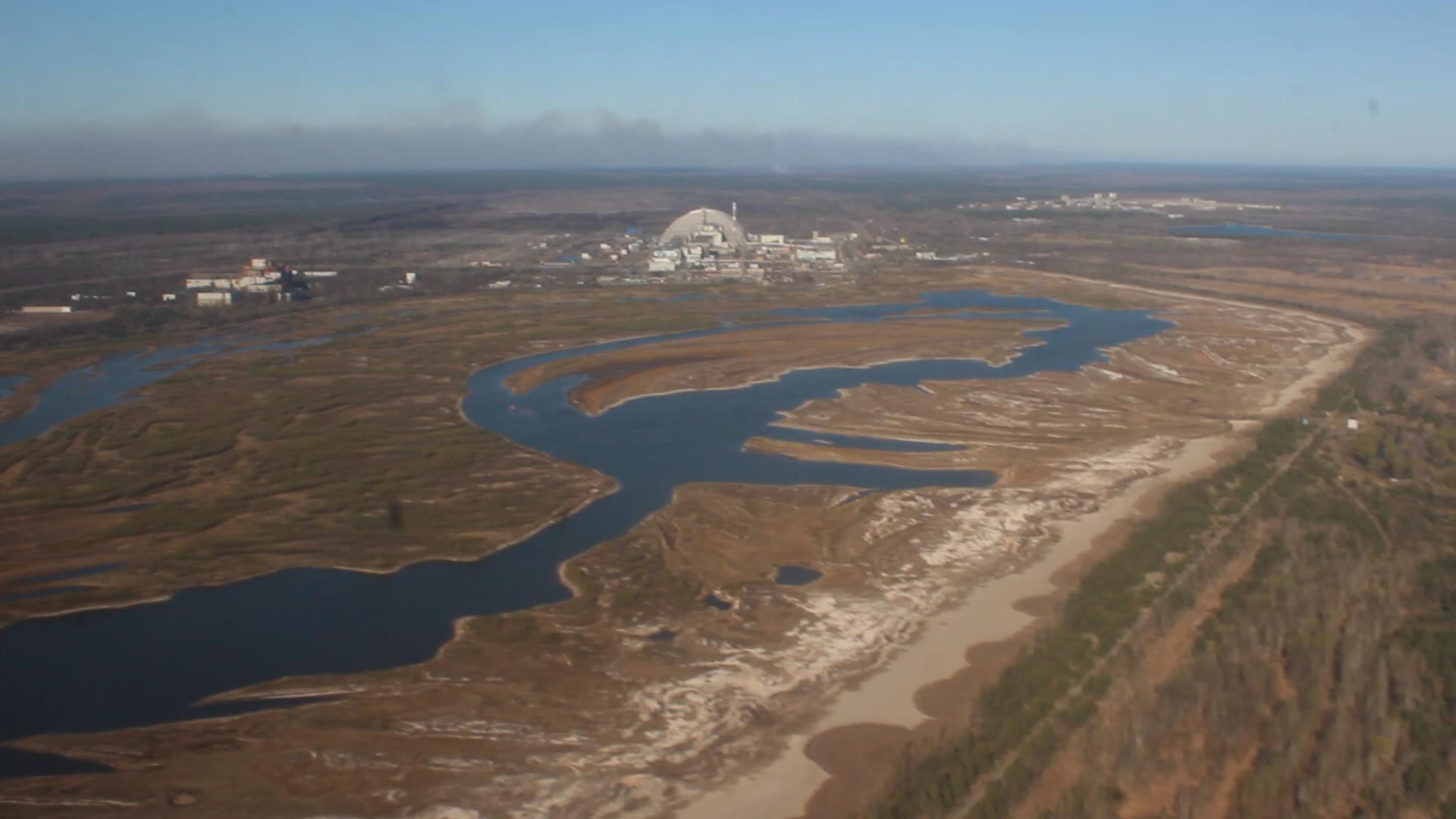 У Чорнобилі ще тліють 4 осередки - Чорнобиль - CHornobyl