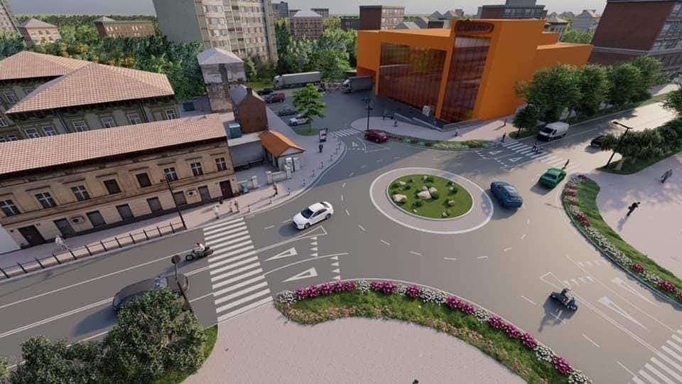 У центрі Василькова з'явиться кругова розв'язка - Васильків - FB IMG 1588065631391