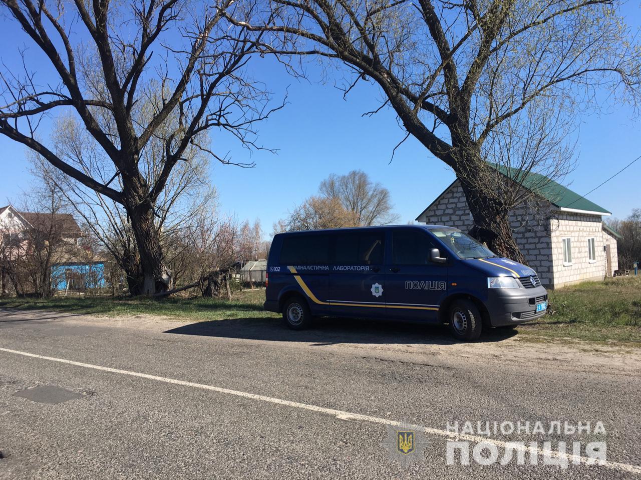 На Броварщині зловмиснику, який зарубав рідну матір оголошено про підозру -  - IMG 5234