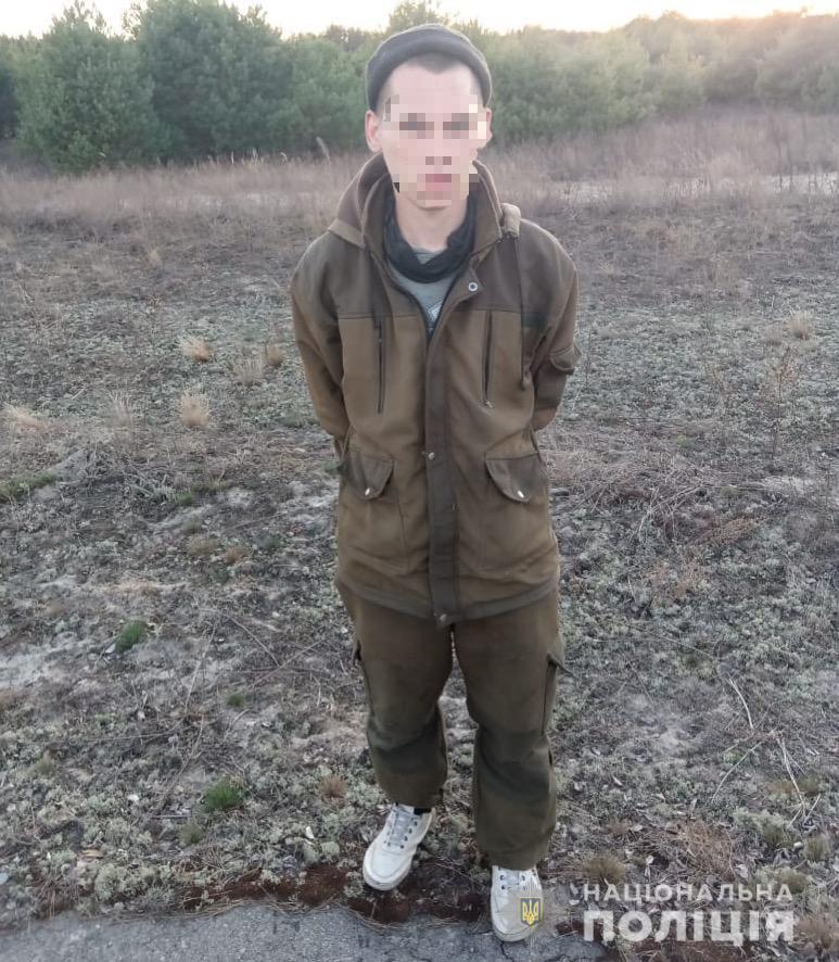 Перетнув кордон заради радіаційного екстриму: у зоні ЧАЕС затримано іноземця -  - IMG 5238