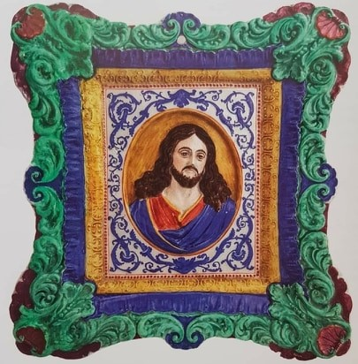 На Вишгородщині 150 років тому виготовляли писанки й ікони з фаянсу -  - Mezh Isus
