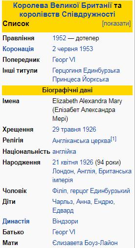 Королеві Єлизаветі - 94 -  - Screenshot 34