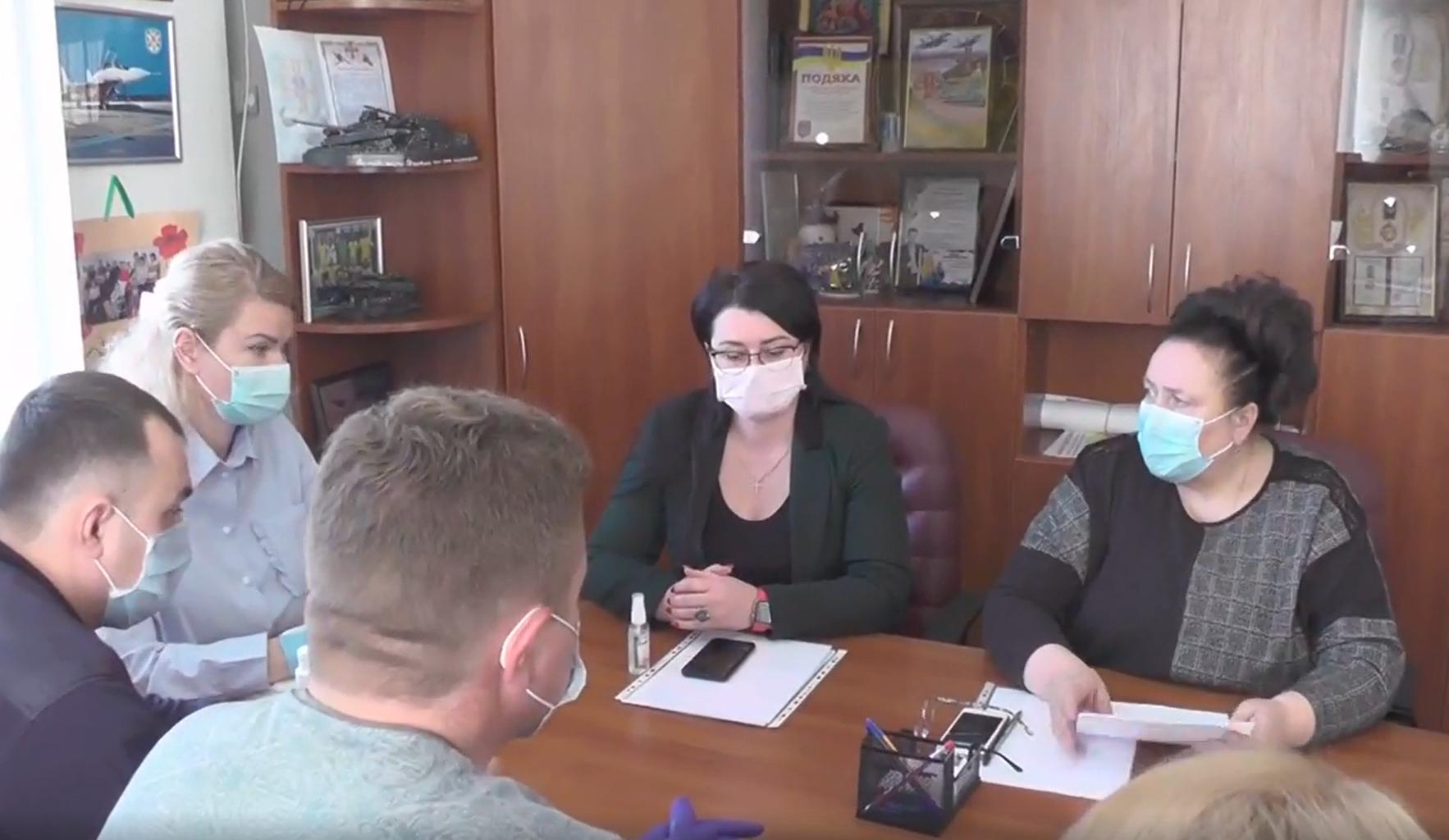 У Васильківській лікарні вже 2 пацієнта з коронавірусом - коронавірус - Snymok ekrana 143