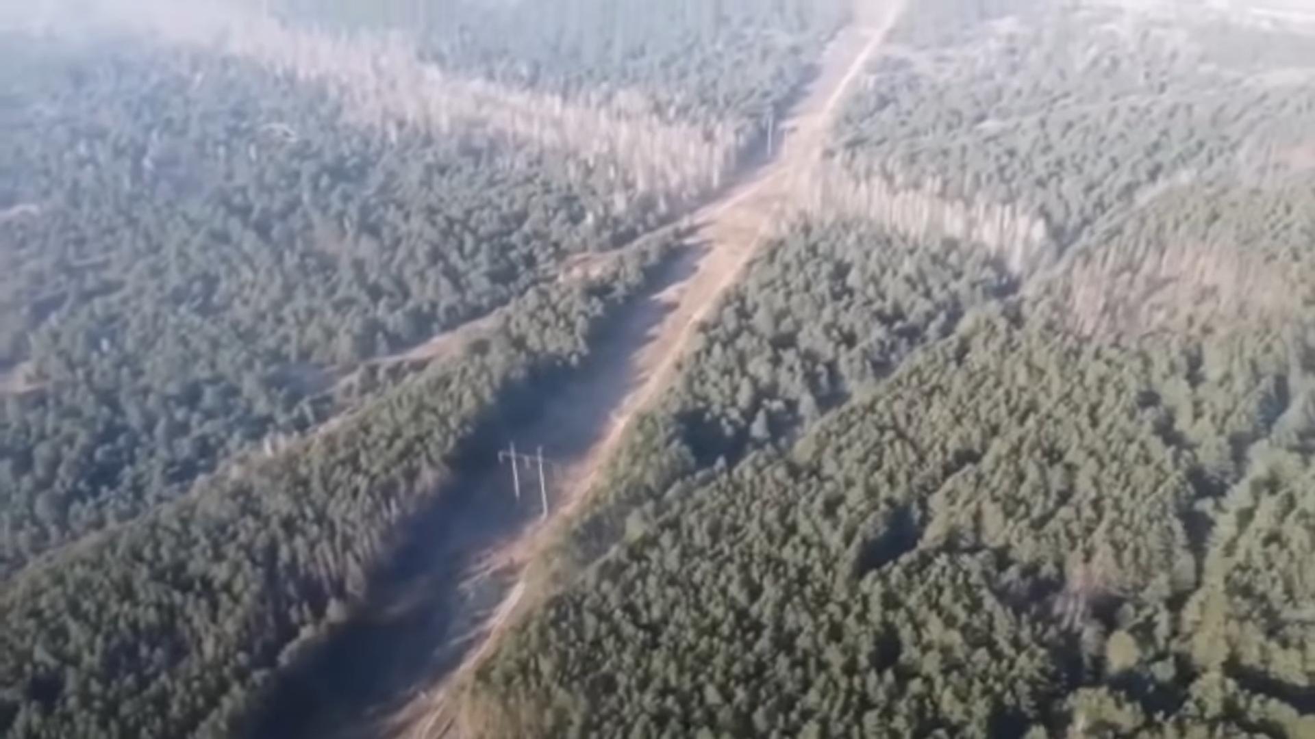 У Чорнобилі ще тліють 4 осередки - Чорнобиль - Snymok ekrana 219