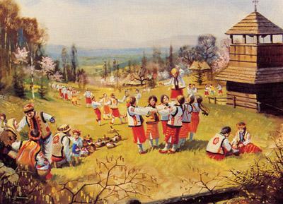 Великдень – свято найбільшої радості - Великдень - Volodymyr Borovets