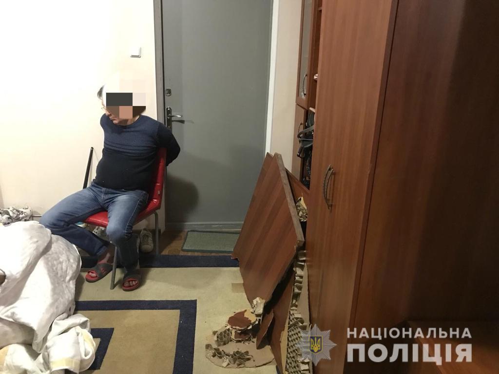 У Вишгороді затримали чоловіка, який зв'язав та погрожував вбити колишню дружину -  - WhatsApp Image 2020 04 18 at 12.52.11