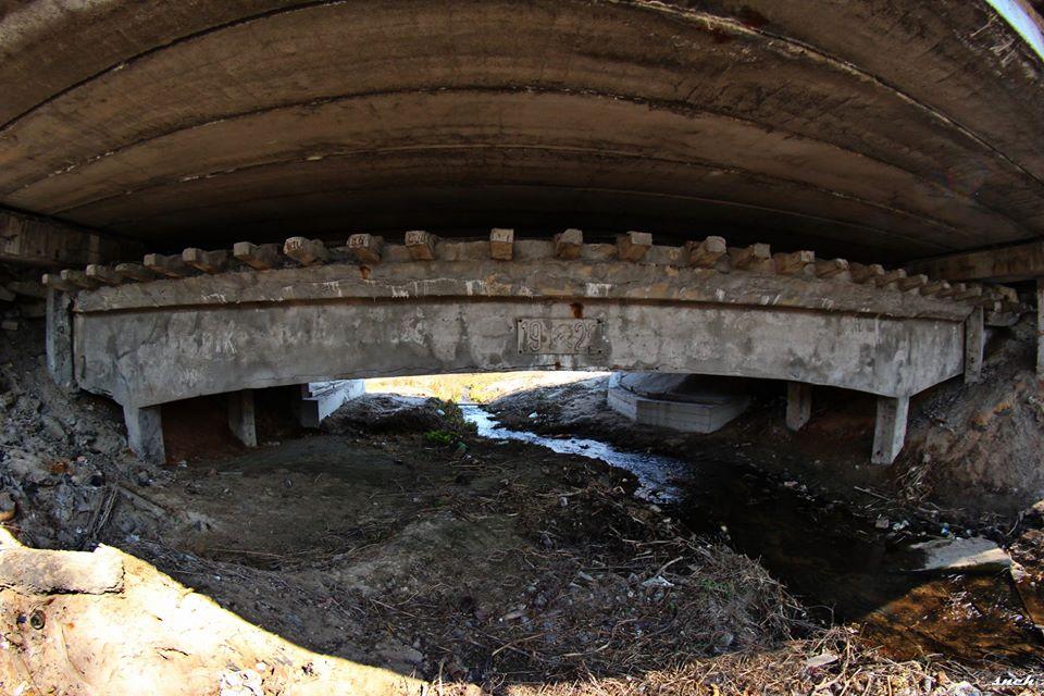 На Вишгородщині знайшли таємничий залізничний міст - Лютіж, київщина, Вишгородський район - Zal2