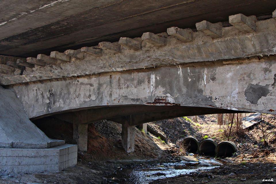 На Вишгородщині знайшли таємничий залізничний міст - Лютіж, київщина, Вишгородський район - Zal3