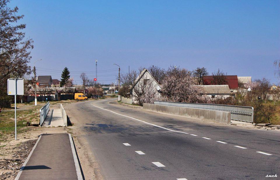 На Вишгородщині знайшли таємничий залізничний міст - Лютіж, київщина, Вишгородський район - Zal4