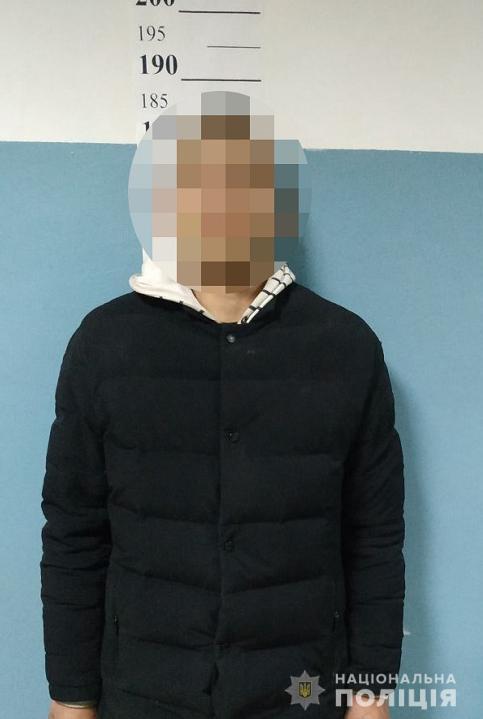 У Києві затримали дует розбійників із Сумщини -  - dnrozbiy27042020