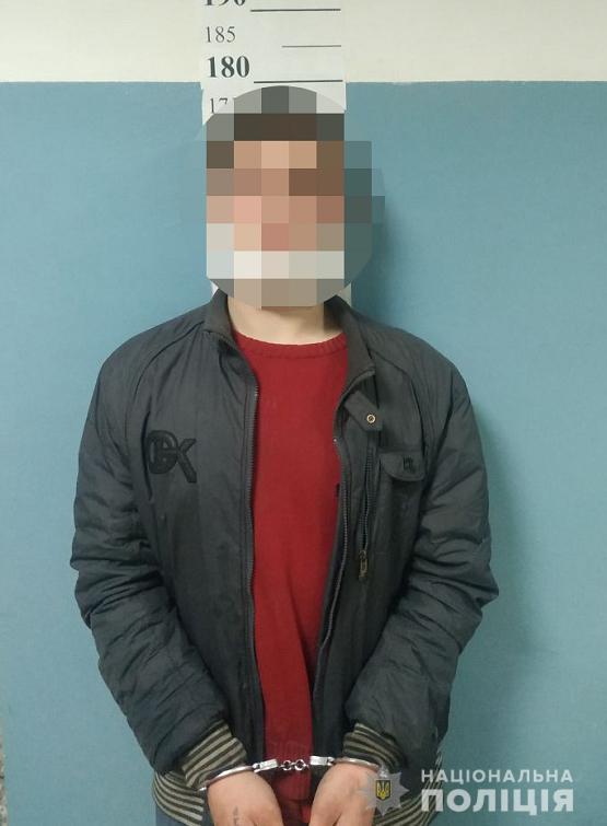 У Києві затримали дует розбійників із Сумщини -  - dnrozbiy270420202