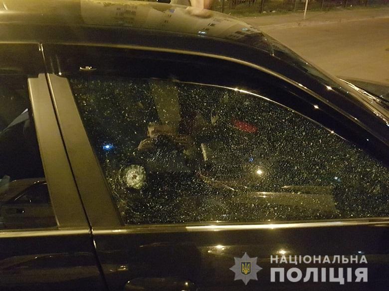 У Києві сталася стрілянина через конфлікт на дорозі: стрілка затримано -  - dnstrelok120420