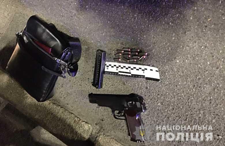 У Києві сталася стрілянина через конфлікт на дорозі: стрілка затримано -  - dnstrelok1204201