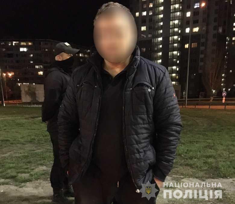 У Києві сталася стрілянина через конфлікт на дорозі: стрілка затримано -  - dnstrelok1204202