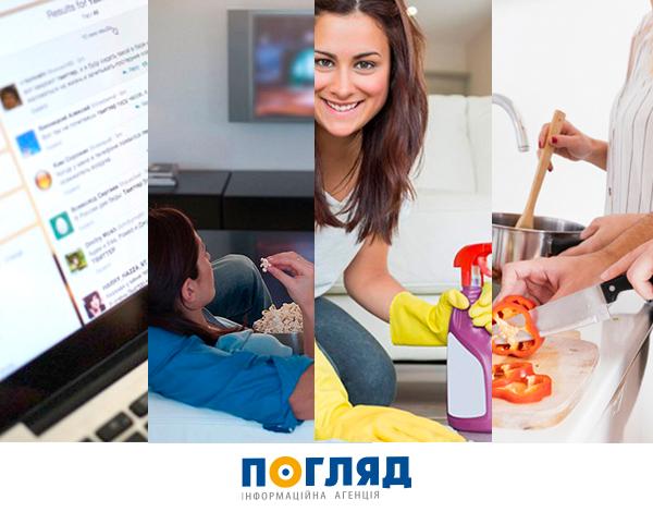 Українці на карантині читають новини, готують їжу та прибирають - коронавірус, карантин - emotsiyi