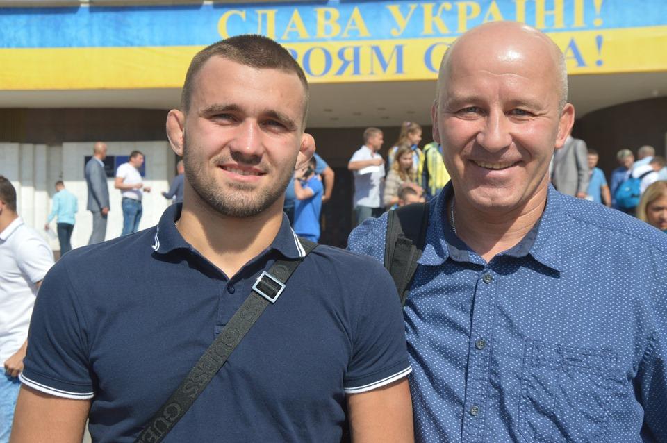 Провідних спортсменів та тренерів Київщини відзначили президентськими стипендіями -  - guralskiy