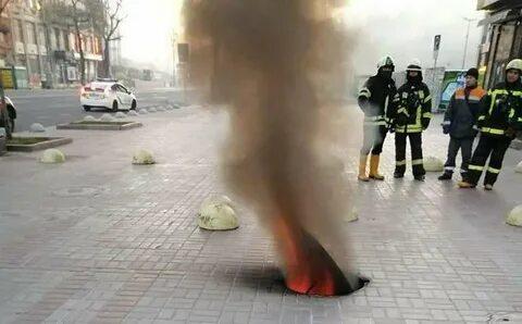 Близько 5 тисяч користувачів «Укртелекому» залишилися без інтернету через пожежу на Хрещатику -  - i 3