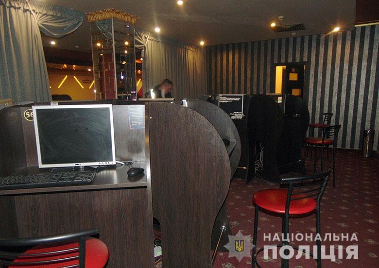 У Києві припинили роботу п'яти підпільних гральних закладів -  - igorbiz1704202