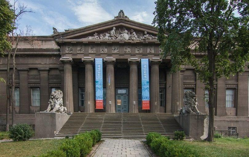 Національний художній музей України навчатиме малюванню онлайн -  - image 810xs
