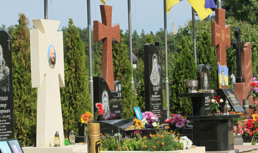Через загрозу коронавірусу в Приірпінні закрили кладовища на поминальні дні - Приірпіння, поминальні дні, коронавірус, кладовища, київщина, ірпінь - kladov zakr 0