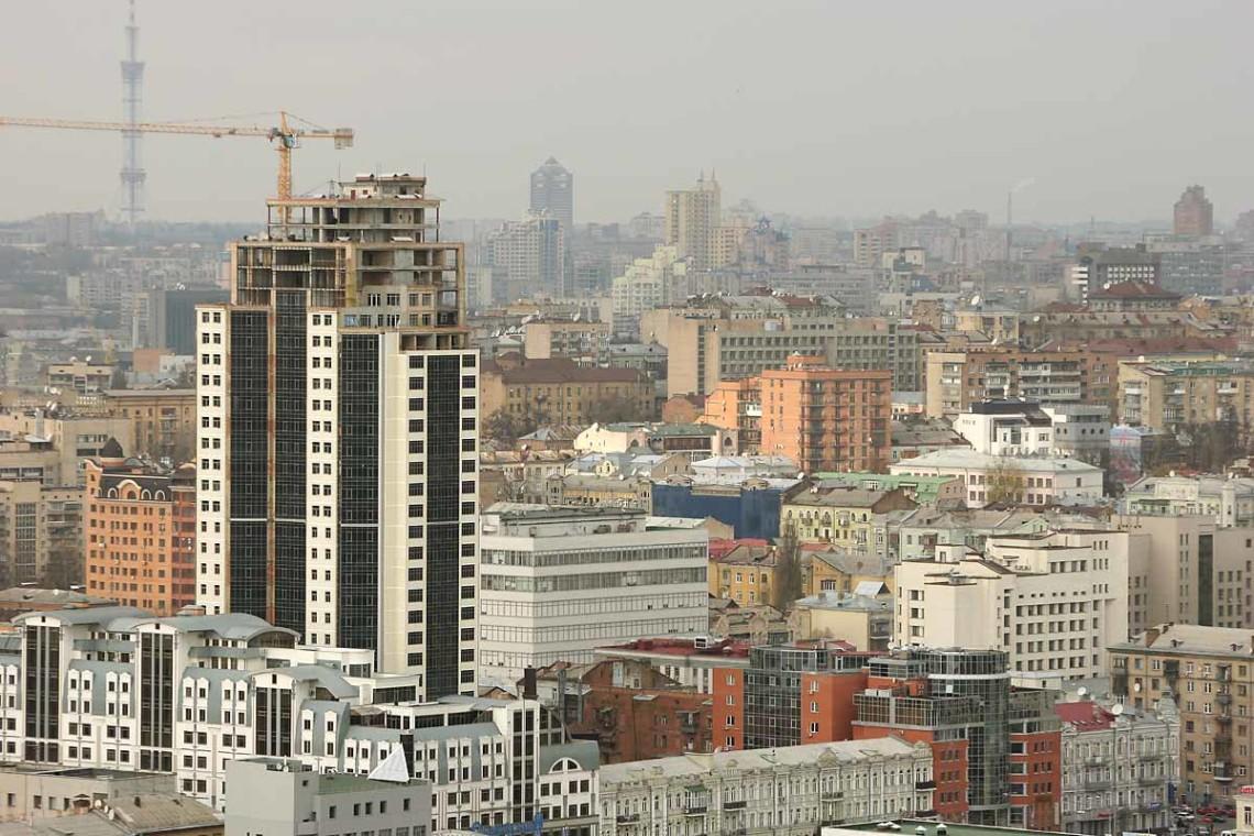 Яким бачать Київ через 20 років - Генплан - kyyiv genplan