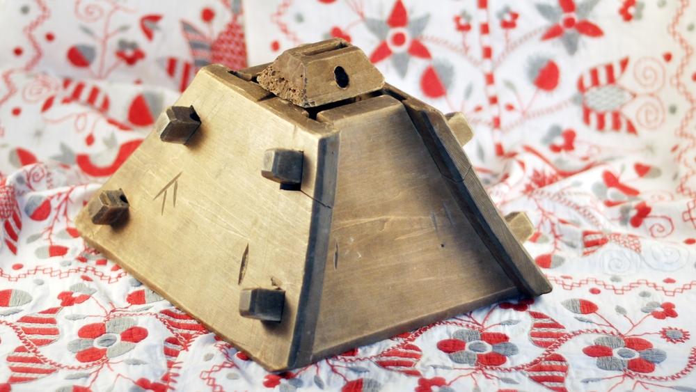 Як готували сирну паску у родині Грушевських - Україна, Великдень - paska1