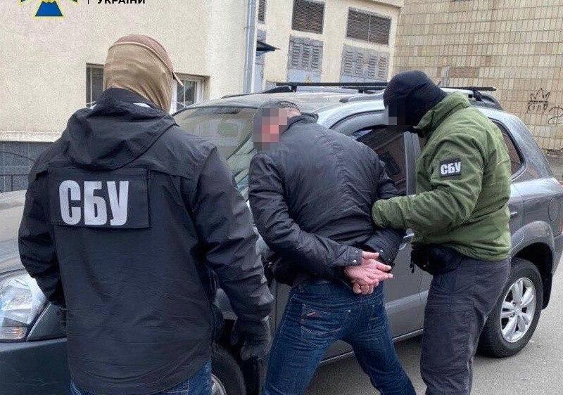 Київщина: чоловіки торгували зброєю, яку вивезли з району ООС -  - photo 2020 04 01 19 22 00