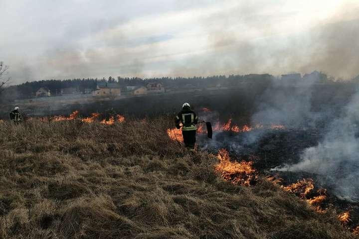 На Вишгородщині за тиждень сталося 90 пожеж - пожежі, київщина, Вишгородський район - pozh osn