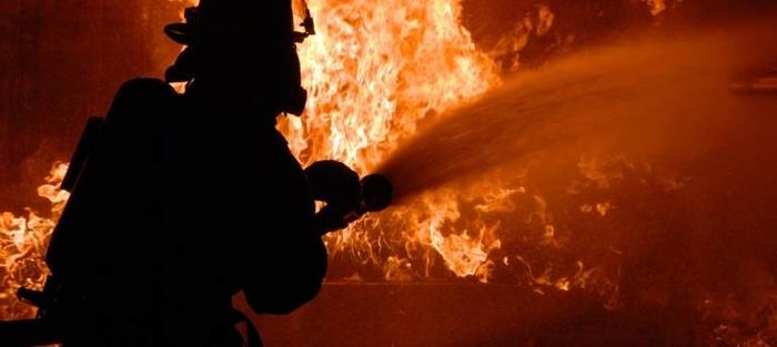 На Кагарличчині сталася пожежа в житловому будинку -  - pozhezha