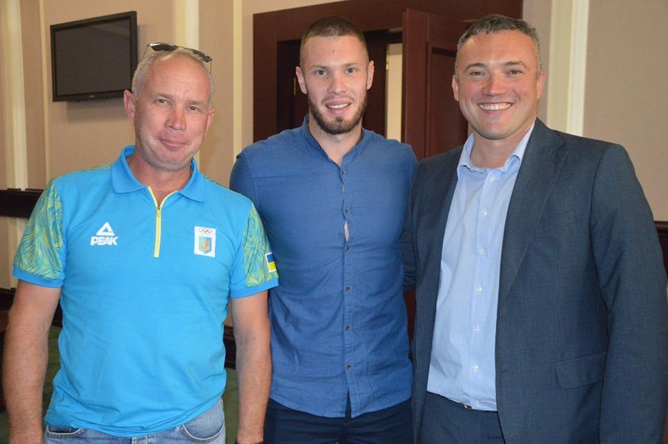 Провідних спортсменів та тренерів Київщини відзначили президентськими стипендіями -  - semykiny