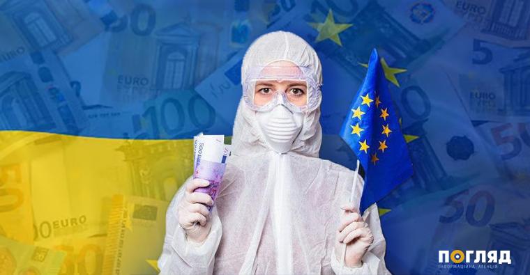 1,2 млрд євро – допомога ЄС Україні для протидії коронавірусу - коронавірус, ЄС - stop virus2